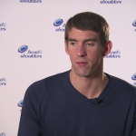 Michael Phelps Interview